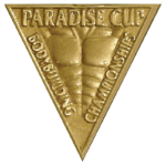 Paradise Cup Gold Medalion